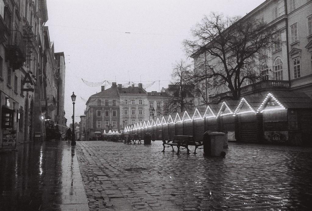 Різдвяні ярмарки у Львові