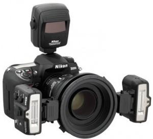 Nikon D200 + спалах