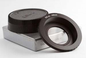 Адаптер М42 для Nikon