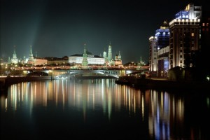 Місто вночі