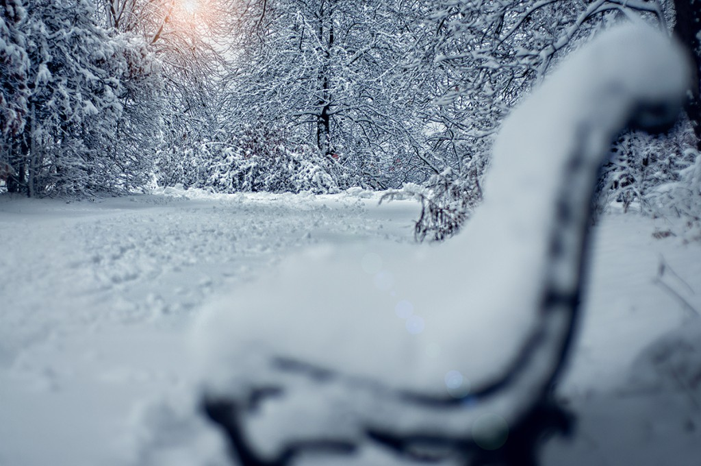 Зимовий промінь