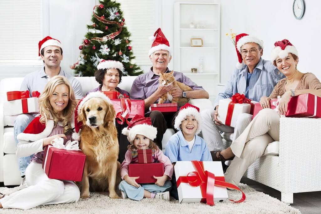 Ідеальна сім'я на журнальних сторінках