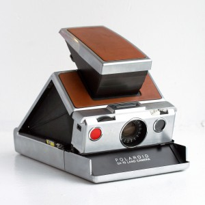 PolaroidSX-70 Land – автоматична камера для фотокарток