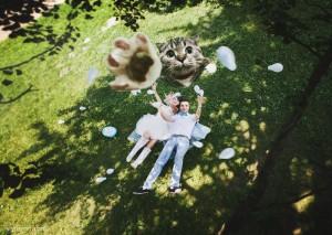 Фото-переможець на весільному порталі Mywed