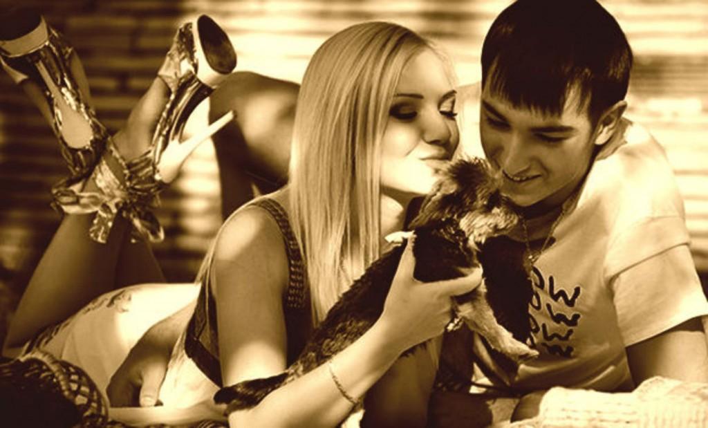 Використовуйте у фото те, що поєднує пару - love story