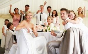 Гості - незамінна складова кожного весілля