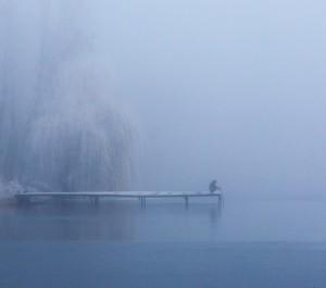 Юрій Лагно. Зимовий пейзаж