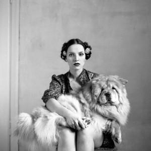 Фото Ежена Рено, з яким Олена працює вже близько 5 років та дуже любить роботи цього талановитого фотографа