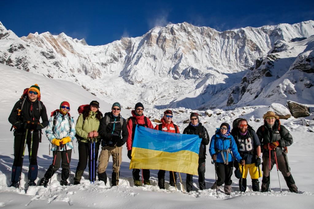 Фотошкола подорожує – Непал, Аннапурна