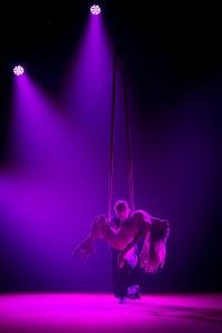 Артисти цирку «Kobzov». Неймовірна постановка