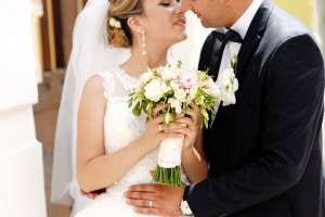 Весілля та весільна фотосесія