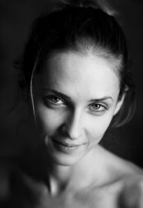 Фото дівчини. Олександр Мінаєв