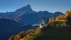 Золото Доломітових Альп