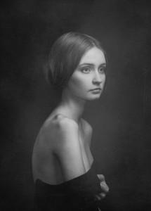 Портрет дівчини. Аркадій Курта