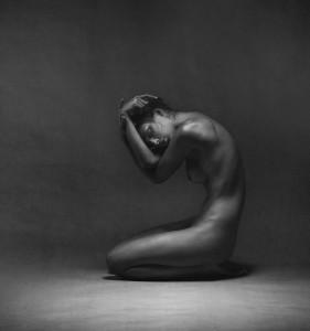 Фото оголеної дівчини. Аркадій Курта