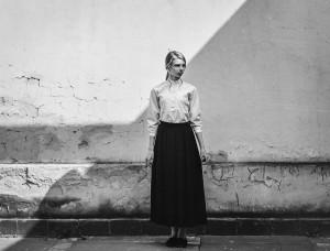 Фото дівчини. Аркадій Курта