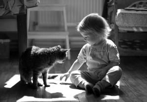 Дитина і тінь