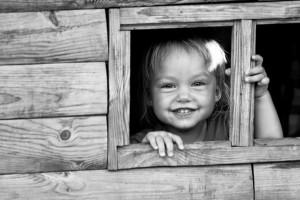 Дитяча посмішка