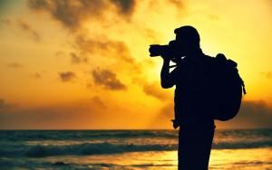 Фотографія заходу сонця