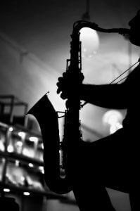 Саксофон. Фото з практичних занять