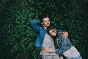 Христина Соломаха. Фотосесія love story