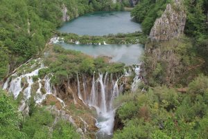 Хорватія. Плитвицькі озера. Фото Євгенія Рафаловського
