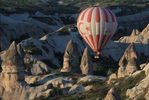 Каппадокія. Туреччина. Фото Євгенія Рафаловського