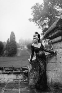 Вагітна жінка. Фотограф Назар Лука