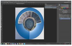 Cферична панорама у Photoshop