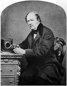 Генрі Талбот. Портретне фото