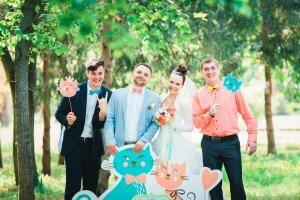 Весільна фотографія. Посмішки, щастя, радість — основа гарного весілля