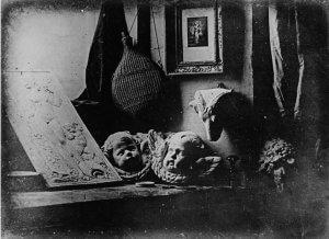 Історія фотографії: перший дагеротип
