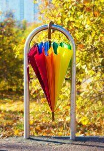Веселкова парасолька