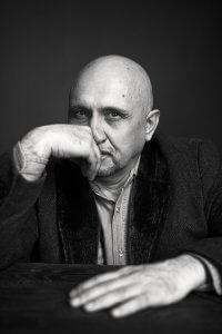 Портрет чоловіка. Фотограф Ната Дмитрук
