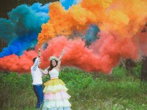 Ідеї для весільної зйомки