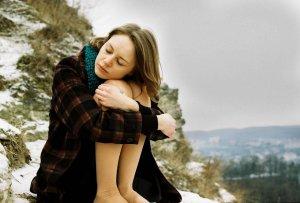 Фото дівчини. Давид Бугнар