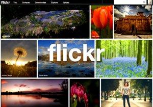 Сайти для портфоліо: Flickr