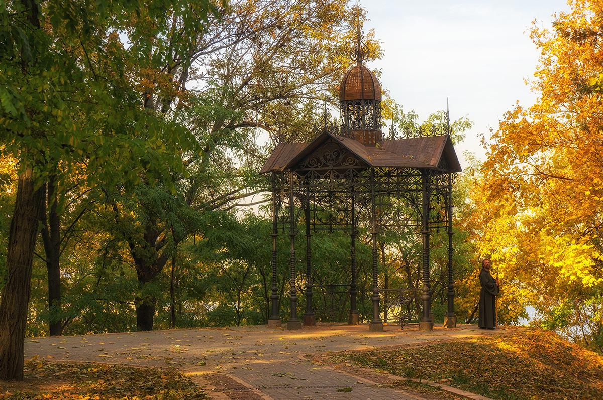 Інший погляд на Ботанічний сад