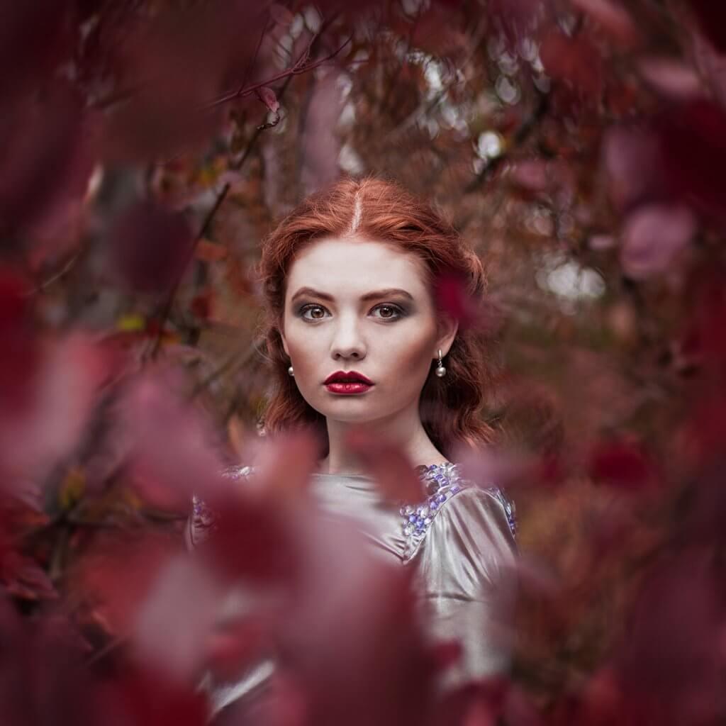 Сяюча осінь