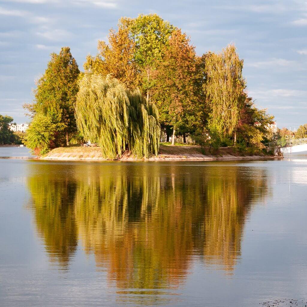 Осінь у Івано-Франківську