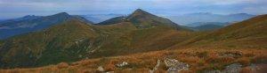 Початок осені у Чорногорі