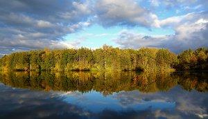 Художниця осінь