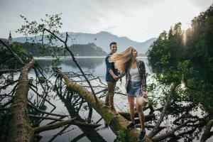 Словенія. Озеро Блед. Фото Олександра Ладанівського