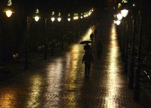 Дощовий вечір