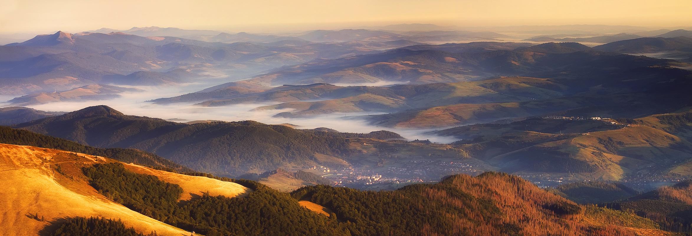 Боржавські тумани