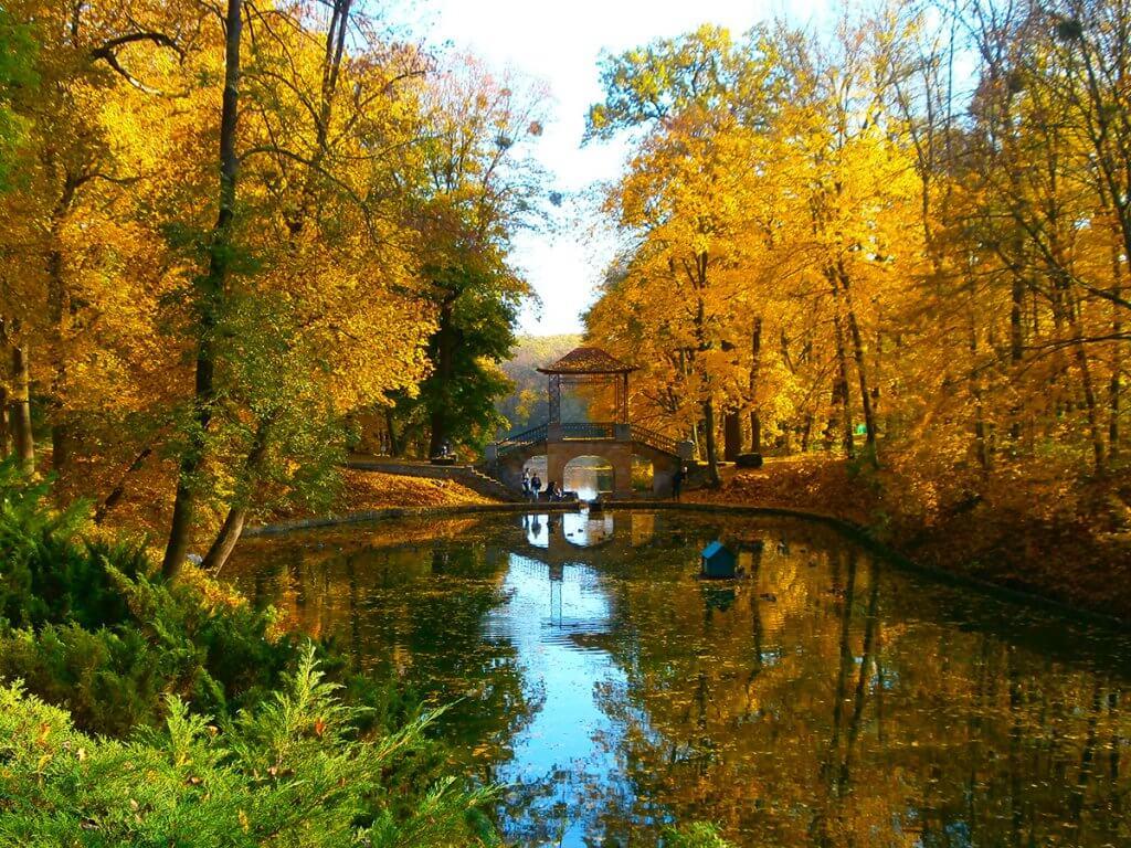 Осінь зі східними нотками