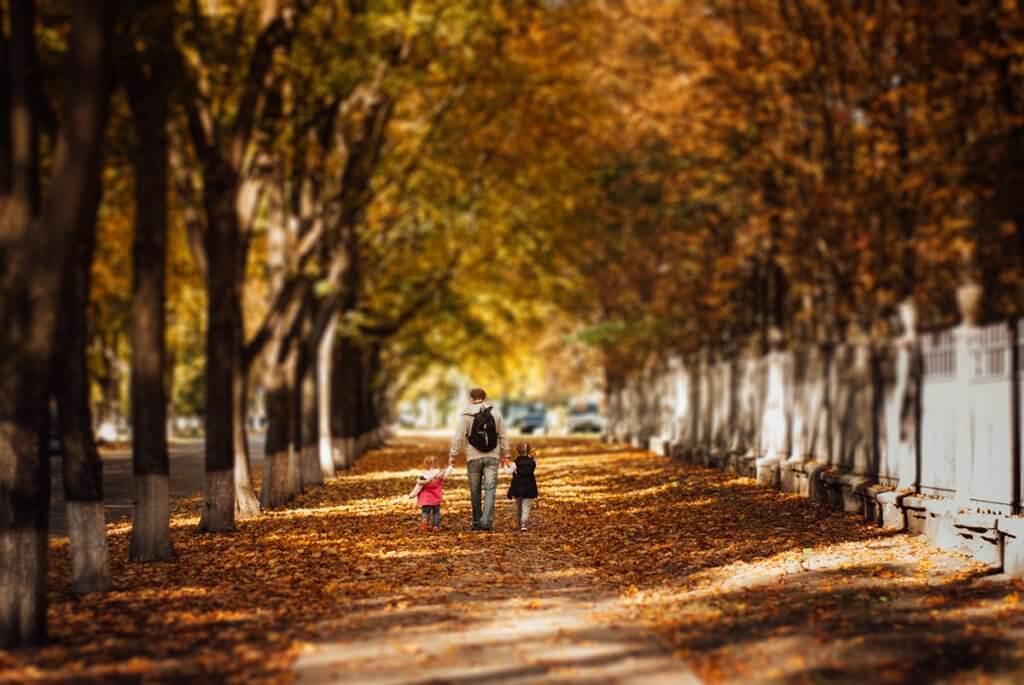 Доторкнутися до осені