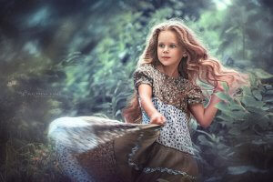 Фото дівчинки. Автор Анна Мальцева