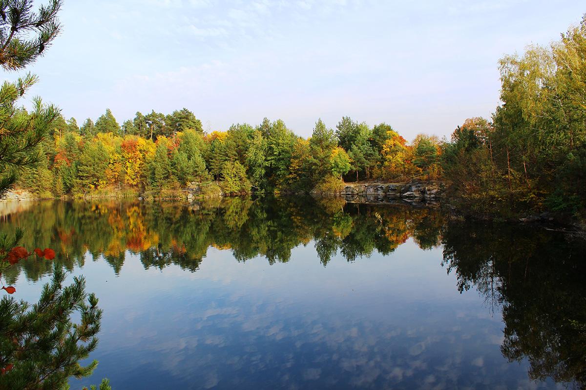 50 відтінків осені