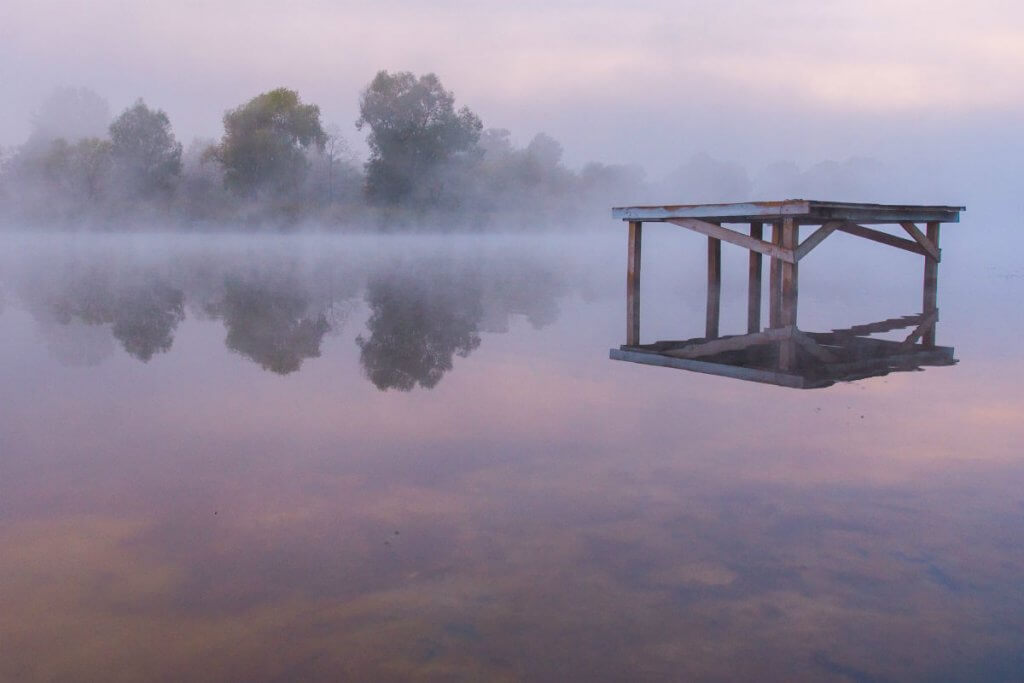 Ранкова містика жовтня